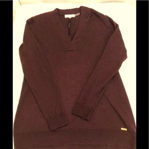 Calvin Klein V Neck sweater